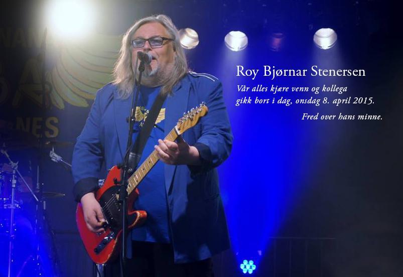 Roy Bjørnar Stenersen